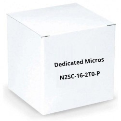 Dedicated Micros N2SC-16-2T0-P Network & Storage Controller 16 Port