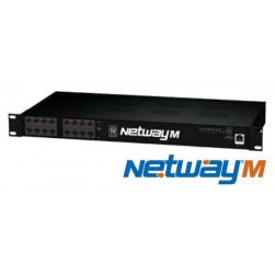 Altronix NetWay8M Eight (8)-Port Managed PoE Midspan