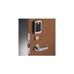 Yale NTM625-ZW2-626 Mortise Lock with Touchscreen Keypad-Cylinder Override with Thumb turn ZW Module