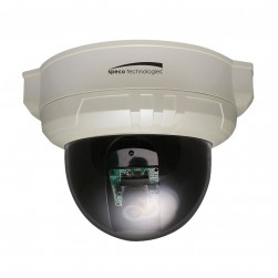 Speco OD8 OnSIP IP Indoor Dome Camera, 4.3mm Lens, White Housing