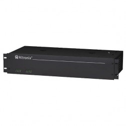"Altronix R248UL 8 Output Rack Mount Power Supply, 24/28 VAC @ 3.5/3.0 Amp, Fused, 2U EIA 19"" Rack Mount Chassis, UL Listed"
