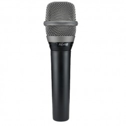 Bosch RE410 Handheld Condenser Cardioid Vocal Microphone