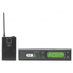 Bosch RE-2-BP-A Wireless BodyPack System Includes BPU-2 Transmitter, RE-2 Receiver, No Microphone