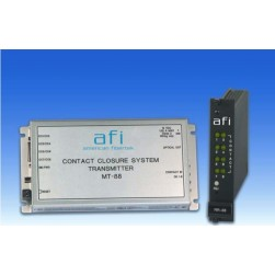 AFI RT-88 1310nm 12dB Eight Supervised Contact Rack Card Transmitter