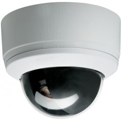 Pelco SD4-W0 Spectra Indoor Dome System, White, Smoked Bubble, NTSC, 10X Lens