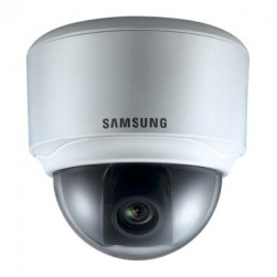 Samsung SNC-B5368-N 600 TVL Indoor Network Dome Camera, 2.8-11mm Lens