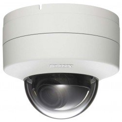 Sony SNC-DH220T Network 1080p HD Indoor Vandal Resistant Minidome Camera -Refurbished