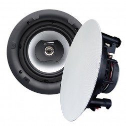 "Speco SPCDC6 6.5"" Custom Designer Series In-Ceiling Speaker"