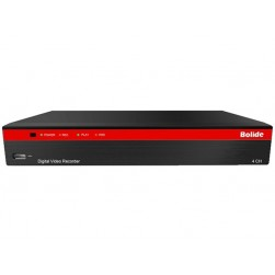Bolide SVR9304H 4 Channel Hybrid 1080P DVR with Control Over Coax, No HDD