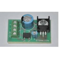 ETS SVRB-X Simple Voltage Regulator Board
