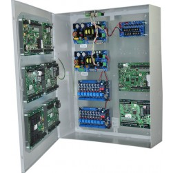 Altronix T2MK77F16Q Access and Power Integration, Kit Includes Trove2 Enclosure with TM2 Backplane and TMV2 Door Backplane