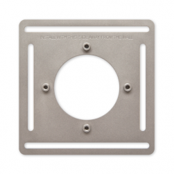 Nest T4007EF Thermostat E Steel Plate