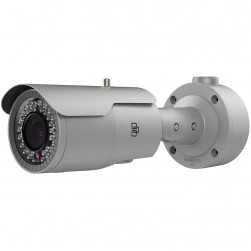 Interlogix TVB-4408 3MP 2.8-12mm TruVision HD-TVI Analog Bullet Camera