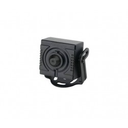 InVid ULT-P2SQPOEP43 2 Megapixel Network IP Minature Square Camera, 4.3mm Lens