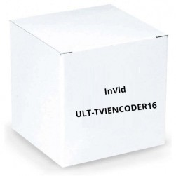 InVid ULT-TVIENCODER16 16 Channel Video & 16 Channel Audio Input