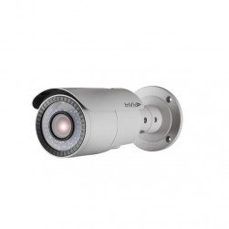 InVid ULT-P4BIRM2812N 4 Megapixel Network IR Outdoor Bullet Camera, 2.8-12mm Lens