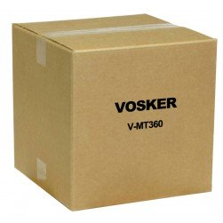 "Vosker V-MT360 1/4""-20 Tripod Mount, Rotate 360° and Tilt +/- 90°"