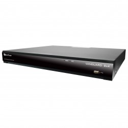 EverFocus Vanguard8x4-1T 8 Channel Hybrid Digital Video Recorder, 1TB