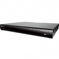 EverFocus Vanguard4x2-2T 4 Channel Hybrid Digital Video Recorder, 2TB