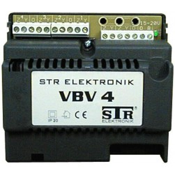 Alpha VBV-4 STR Digital Distributor - 4 Output