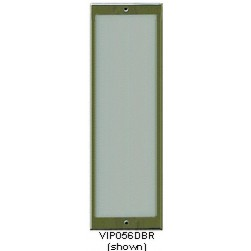Alpha VIP022DBR 22 Name Directory Unit Brass