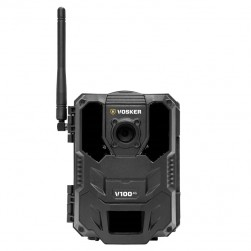 Vosker V100 4G 1080p Wireless Outdoor Security Camera