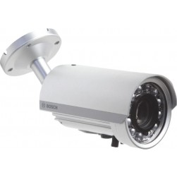 Bosch VTI-220V05-2 WZ20 Integrated Outdoor IR Bullet Camera, 5-50mm Lens