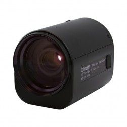 "ViewZ VZ-C10X10MAI-4W 2/3"" Motorized Zoom lens with Video Auto-Iris"