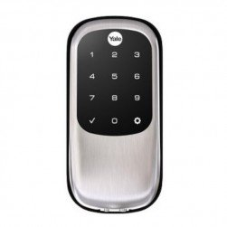 Yale YRD426-NR-0BP Touchscreen Deadbolt with Bluetooth