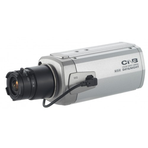 CNB GN605 480 TV Lines WDR Day & Night Color Box Camera