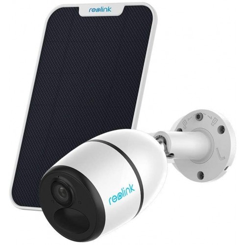 Reolink-Go+SP Wire-Free No -Wifi 4G Mobile Camera, Solar Powered, 2MP