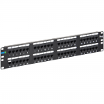 ICC ICMPP04860 48-Port Cat 6 Data Patch Panel, 2 RMS