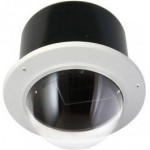 Panasonic PIDV7SN Indoor Vandal-Proof Recessed Ceiling Housing for Dome Cameras