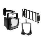 Bosch UMM-LED46-SD Table Stand for UML-463, 553 AND 423 Monitor