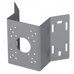 Speco INTCM Corner/Pole Mount Adapter, Dark Grey