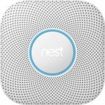 Google Nest S3005PWLUS Protect Smoke/CO Alarm 2nd Generation, Wired