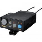 Bosch TR-80N-D5R5 Narrow Band UHF 2 Channel Wireless Synthesized Portable Beltpack, A5F Headset Jack, D5 Band