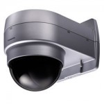 Panasonic WV-Q150S Wall mount bracket with Smoked dome cover for WV-NS202