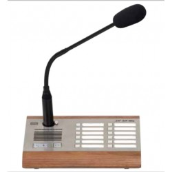 Axis 01208-001 2N SIP MIC Network Microphone Console