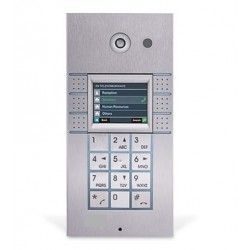 Axis 01311-001 3x2 Buttons Keypad Door Station Video/Audio Intercom