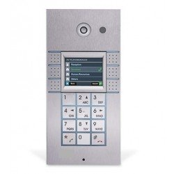 Axis 01309-001 1 Button Keypad Door Station Video/Audio Intercom