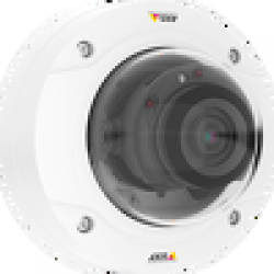 Axis 0885-001 P3227-LV 5 MP Streamlined Fixed Dome Camera 3.5-10mm