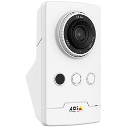 Axis 0812-004 Wireless HDTV 1080p WDR Indoor Cube Camera