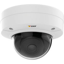 Axis 0954-001 P3225-LV Fixed Dome Network Camera with 3.0-10.5mm Lens