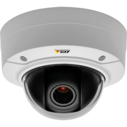 Axis 0953-001 HDTV 1080p Day/Night Outdoor Fixed Dome Network Camera