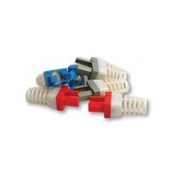 Platinum Tools 100030Y-C Strain Relief for Cat6, 50pc. Clamshell