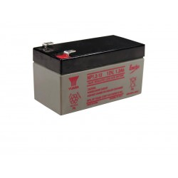 Linear 12VGB 12-volt 1.2 Amp/hour Rechargeable Gel-Cell Battery