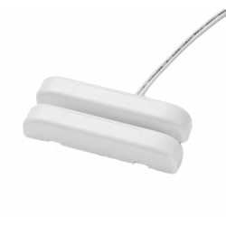 Interlogix 1038-N Surface Mount Magnetic Contact, White