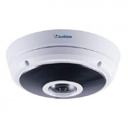 Geovision 125-EFER3700-0 GV-EFER3700 3MP IR Fisheye Rugged IP Camera