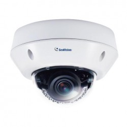 Geovision 125-VD8700-000 GV-VD8700 8MP WDR IR Vandal Proof IP Dome